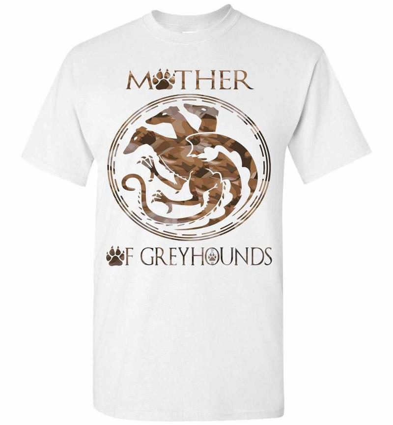 Game Of Thrones Mother Of Greyhounds Men's T-shirt Inktee Store