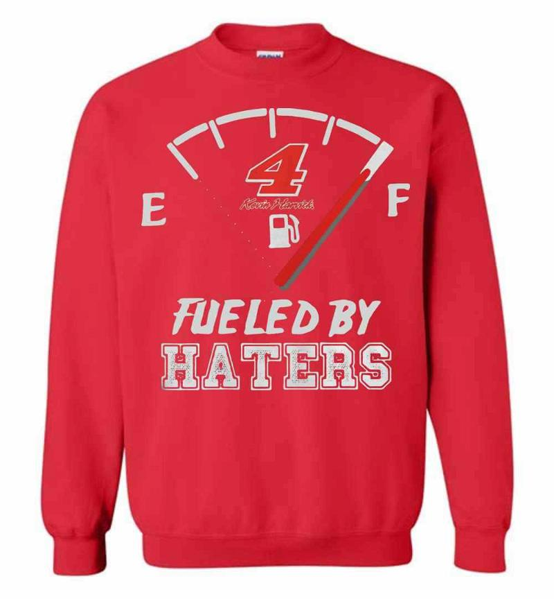 4 Kevin Harvick Fueled By Haters Sweatshirt Inktee Store