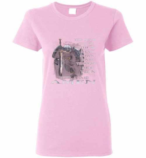 The Devil Saw Me With My Head Down Thought He'd Won Women's T-shirt Inktee Store